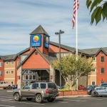 Comfort Inn hotel in Seaside, Oregon